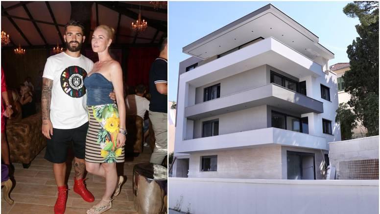 Livaja i supruga Iris Rajčić sele u novi stan na Bačvicama: Cijena kvadrata je barem 4000 eura