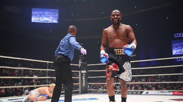 Boxing - Floyd Mayweather v Tenshin Nasukawa