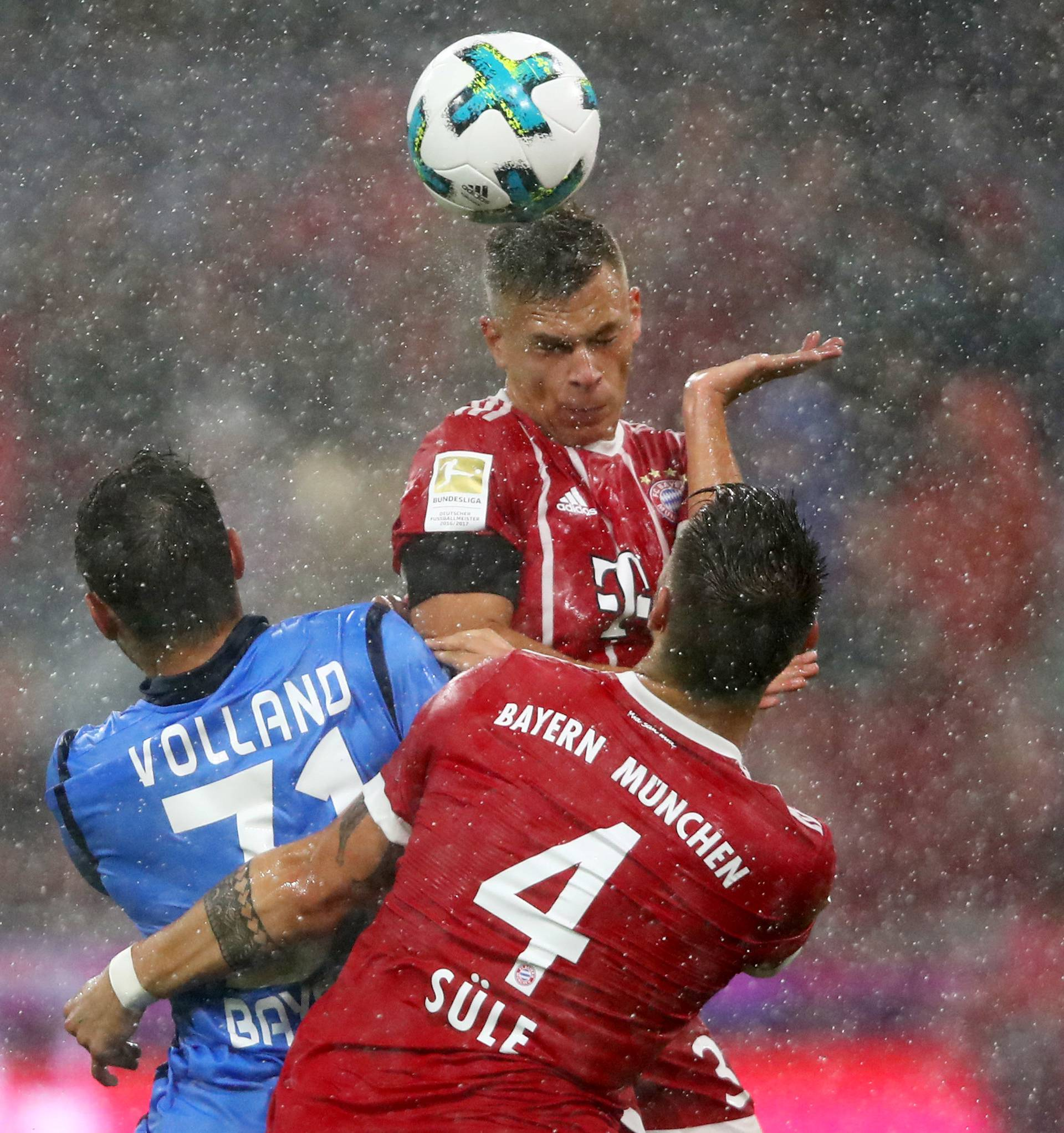 Bundesliga - Bayern Munich vs Bayer Leverkusen