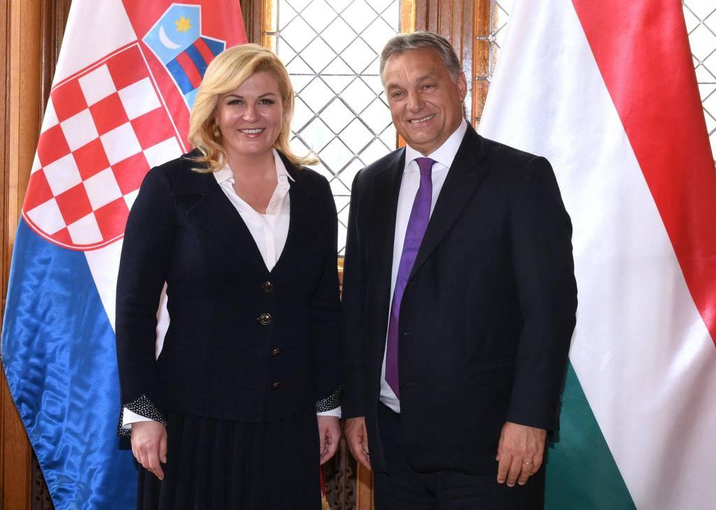 Facebook/Kolinda Grabar Kitarović