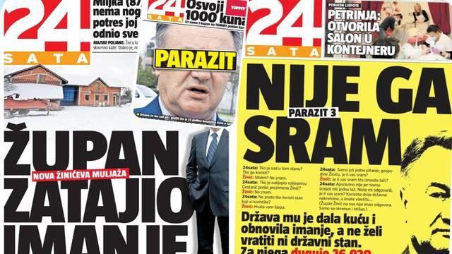 Žinić dao ostavku: Više nije šef županijskog HDZ-a, neće se ni kandidirati za župana u svibnju
