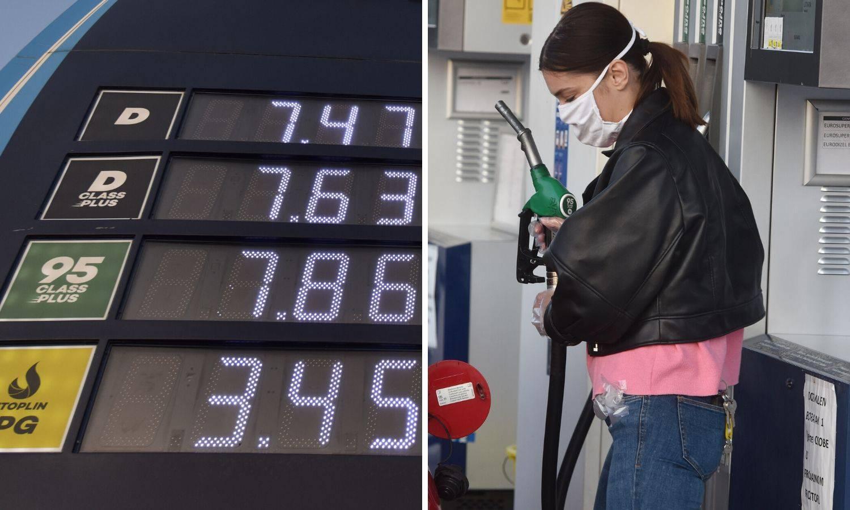 Video: Od ponoći je znatno pojeftinilo gorivo, najviše dizel
