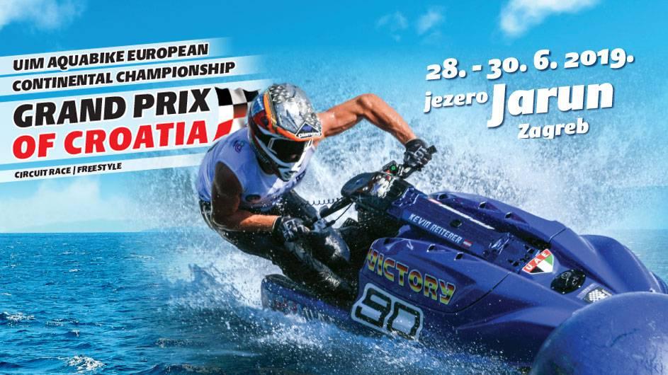 Veliki zagrebački povratak europskih jet ski natjecanja!