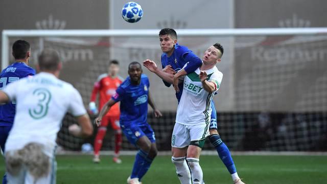 Belek: Prijateljska utakmica između GNK Dinamo i FC SLASK Wroclaw