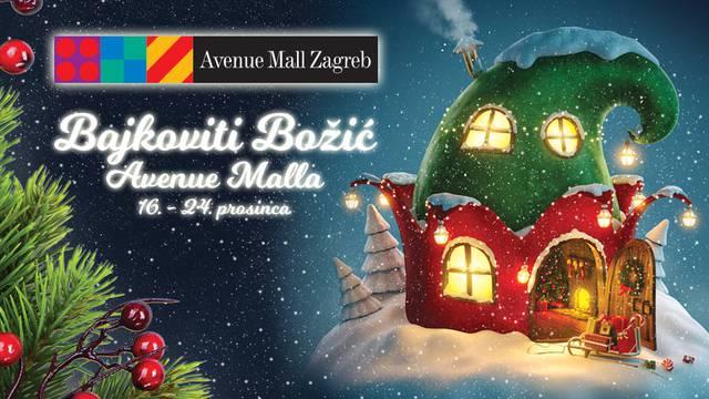 Doživite bajkoviti Božić Avenue Malla