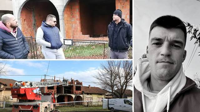 VIDEO Zid je pao na volontera: 'Kristijan je bio dobri duh Siska, pomagao je od jutra do mraka'