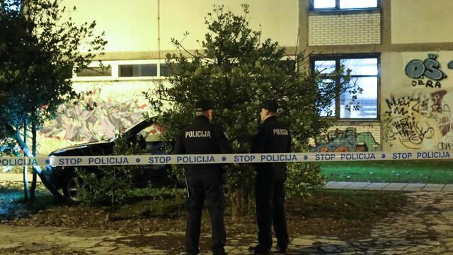 Bježao policiji i zabio se u drvo ispred škole: 'Djeca su bila u dvorištu, mogao je nekog ubiti'