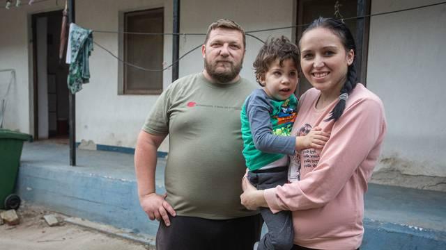 Dobri ljudi velika srca skupili su za Andreja 200.000 kn i dobit će novu kuću! 'Hvala do neba!'