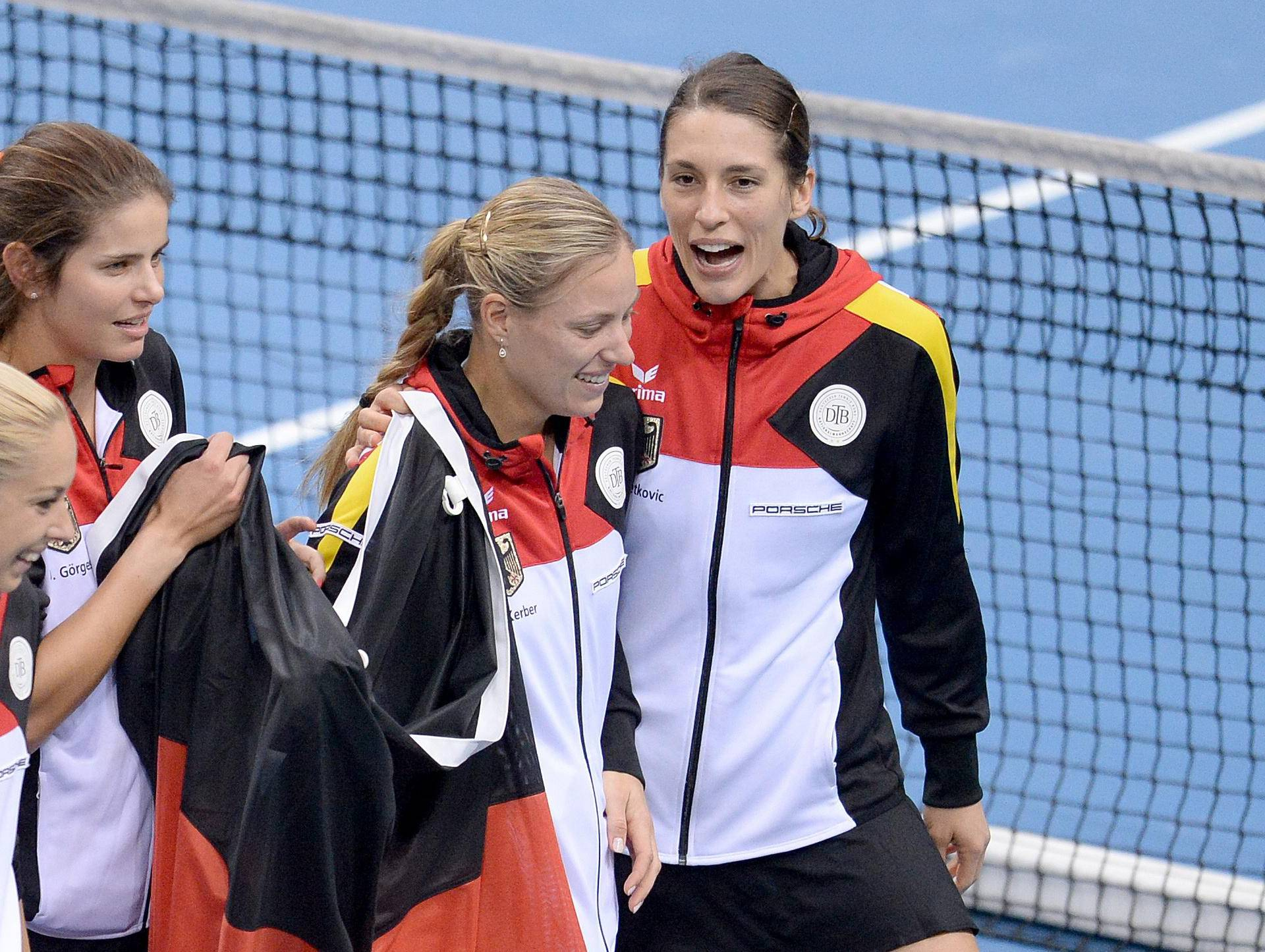 Tennis Fed Cup: Germany vs. Australia