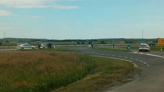 Đurđevac: Automobil naletio na biciklisticu, odvezli ju u bolnicu