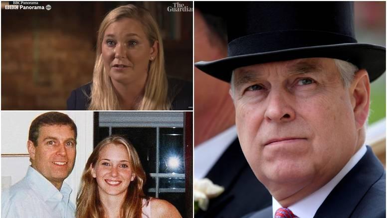 Epsteinova žrtva optužila princa Andrewa: 'Rekli su mi da ga moram usrećiti kao Jeffreyja'