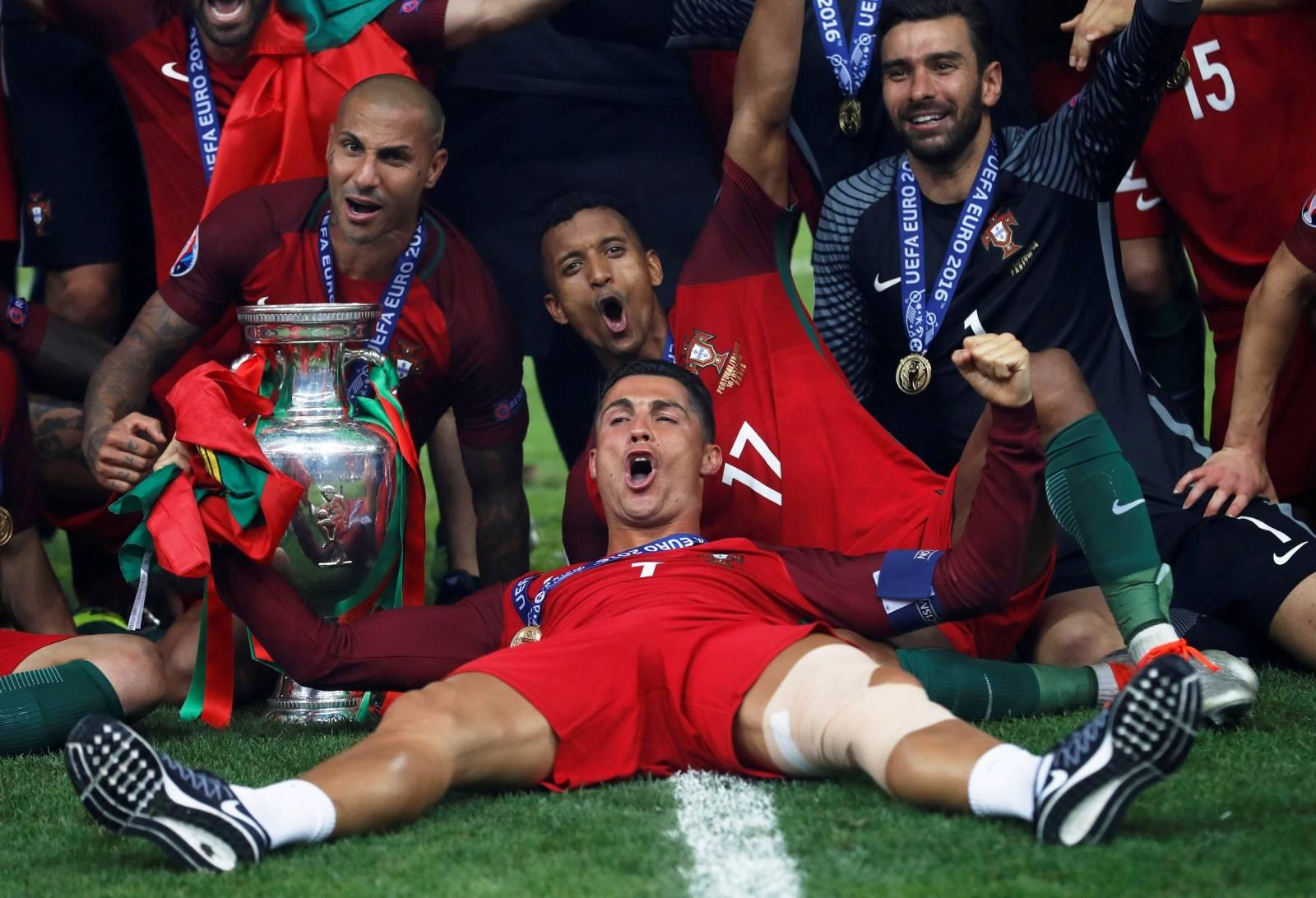 FILE PHOTO: Portugal v France - EURO 2016 - Final