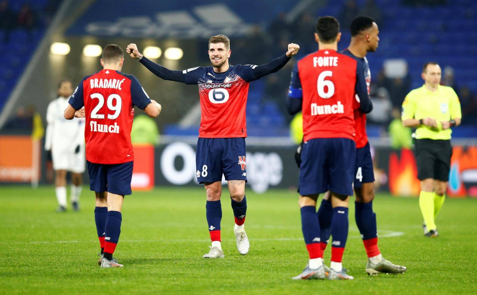 Ligue 1 - Olympique Lyonnais v Lille