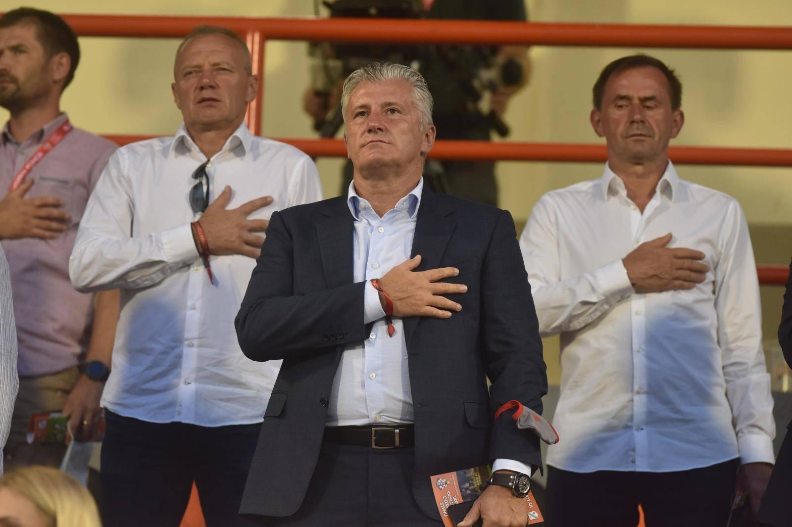 Šibenik: Poznati prate utakmicu finala Hrvatskog nogometnog kupa