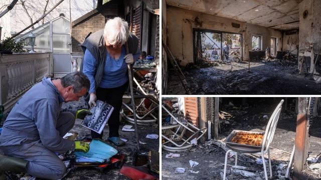 Sve izgorjelo zbog pećnice, tek je pita ostala cijela: 'Ostali smo bez svega, nemamo ni lijekove'