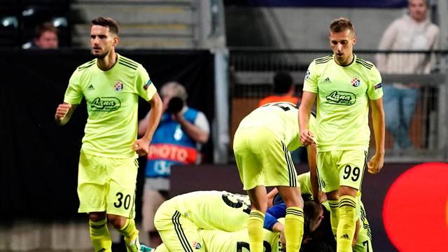 Soccer Football - Champions League - Playoffs - Second Leg - Rosenborg v Dinamo Zagreb