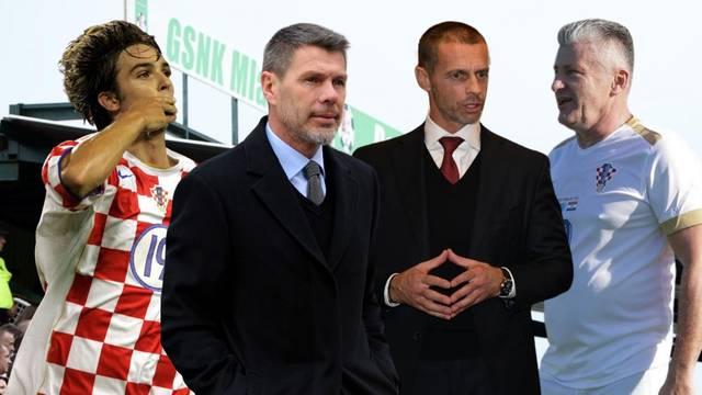Legende 'vatrenih i zmajčeka' za Petrinju: Zaigrat će Boban, Šuker, Niko Kranjčar, Čeferin...