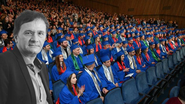 Privucite strance na hrvatske fakultete, to je bolje i za nas