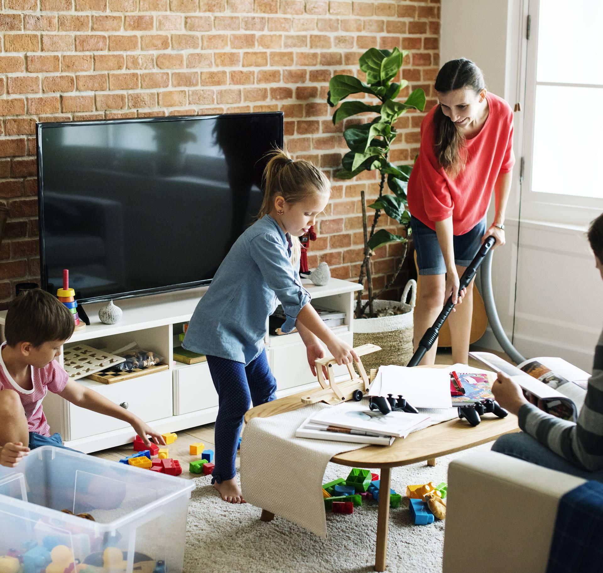 Ljudi često zaborave očistiti ovih 14 predmeta u kućanstvu