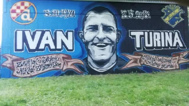 U Dubravi otkriven prekrasan mural posvećen Ivanu Turini