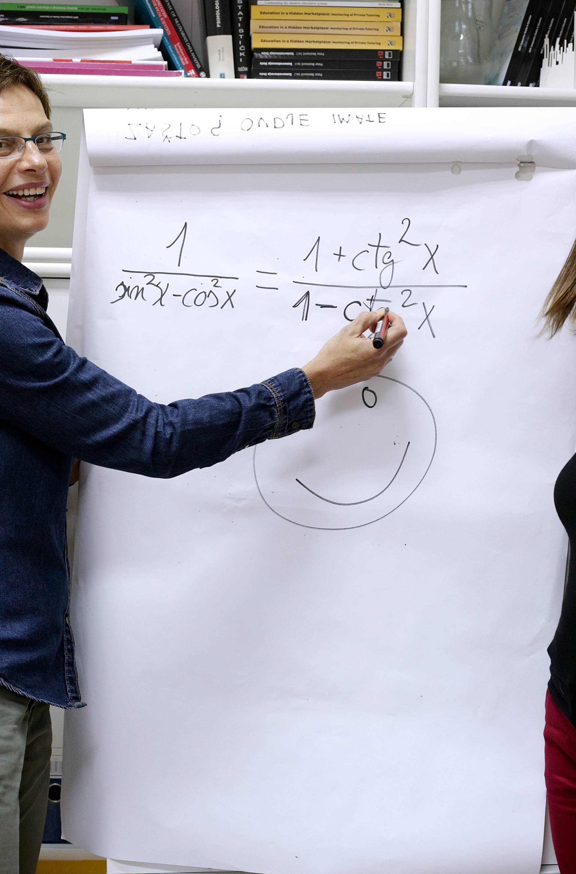 Strah od matematike: Đake užasavaju rezultati testova