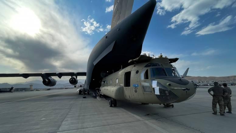 Američki vojni helikopter pao u Tihi ocean, traže pilota i posadu