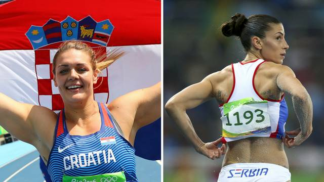 Srpkinja slavila hrvatsko zlato: Veselila sam se kao da je moje
