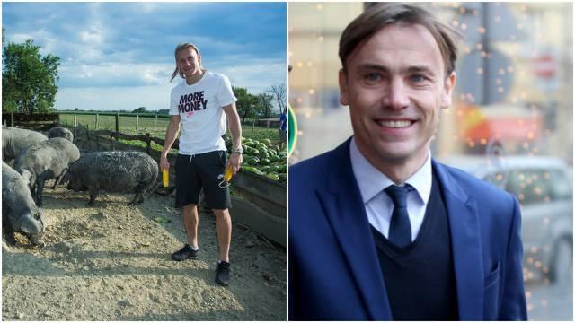 Vidi dobro sa svinjama, a Dario Šimić se obogatio na 'vodi'...