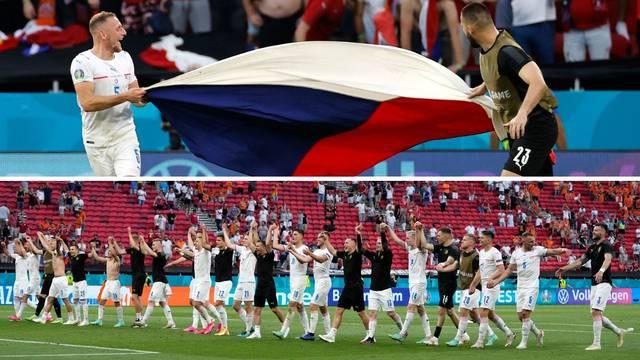 Prvi šok na Euru: Češka izbacila Nizozemce i ušla u četvrtfinale!