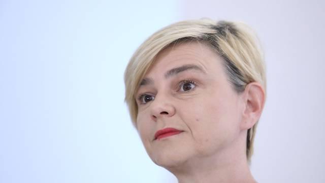 Zagreb: Sandra Benčić komentirala današnja uhićenja