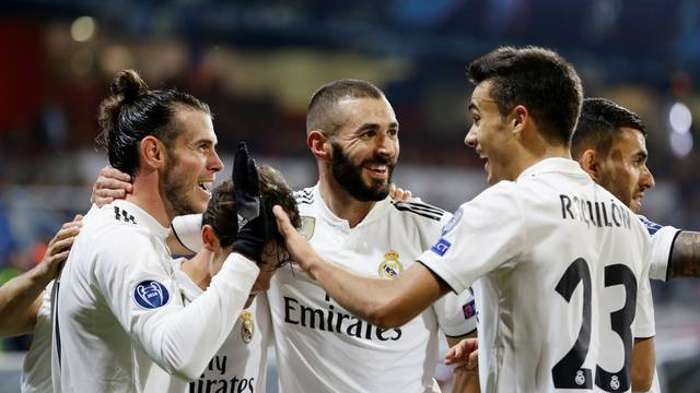 Champions League - Group Stage - Group G - Viktoria Plzen v Real Madrid