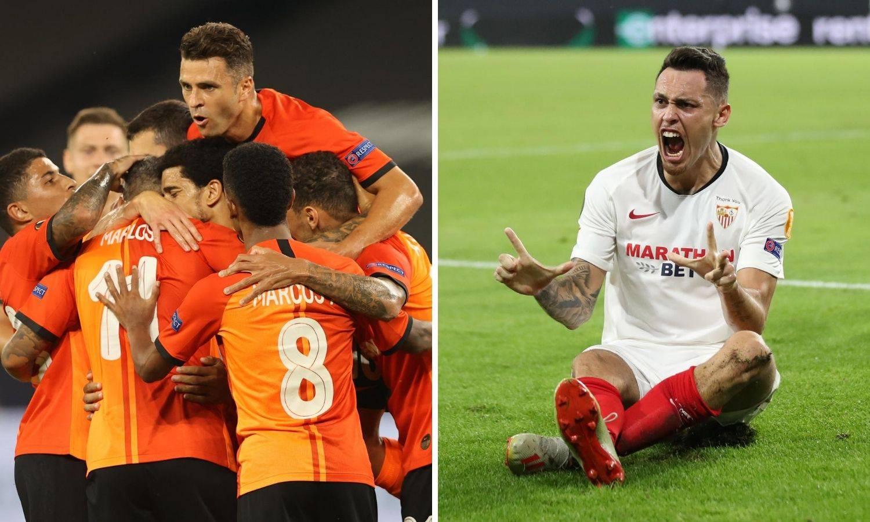 Šahtar deklasirao Basel, Bono i Ocampos srušili Wolverhampton