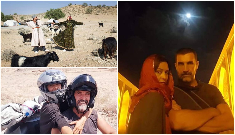 Rupčić odveo ženu na medeni mjesec: Najdepresivnija zemlja