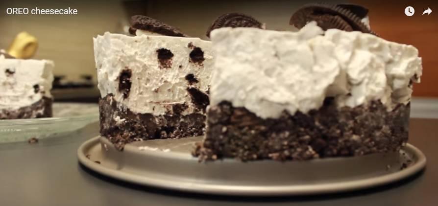 Oreo cheesecake - fini desert gotov je za samo 15 minuta