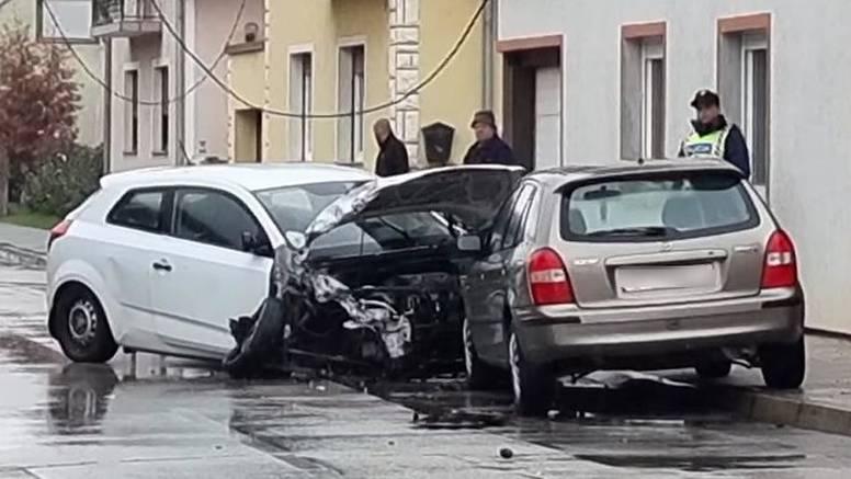 Četvero ozlijeđenih u prometnoj u Koprivnici, među njima dijete