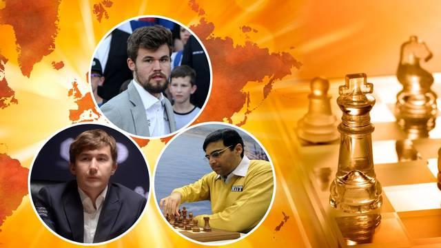 Šahovska elita u Zagrebu: To je jedan od najboljih turnira ikad