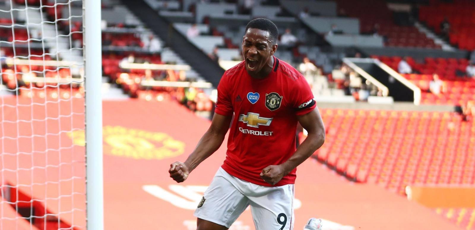 Premier League - Manchester United v Sheffield United
