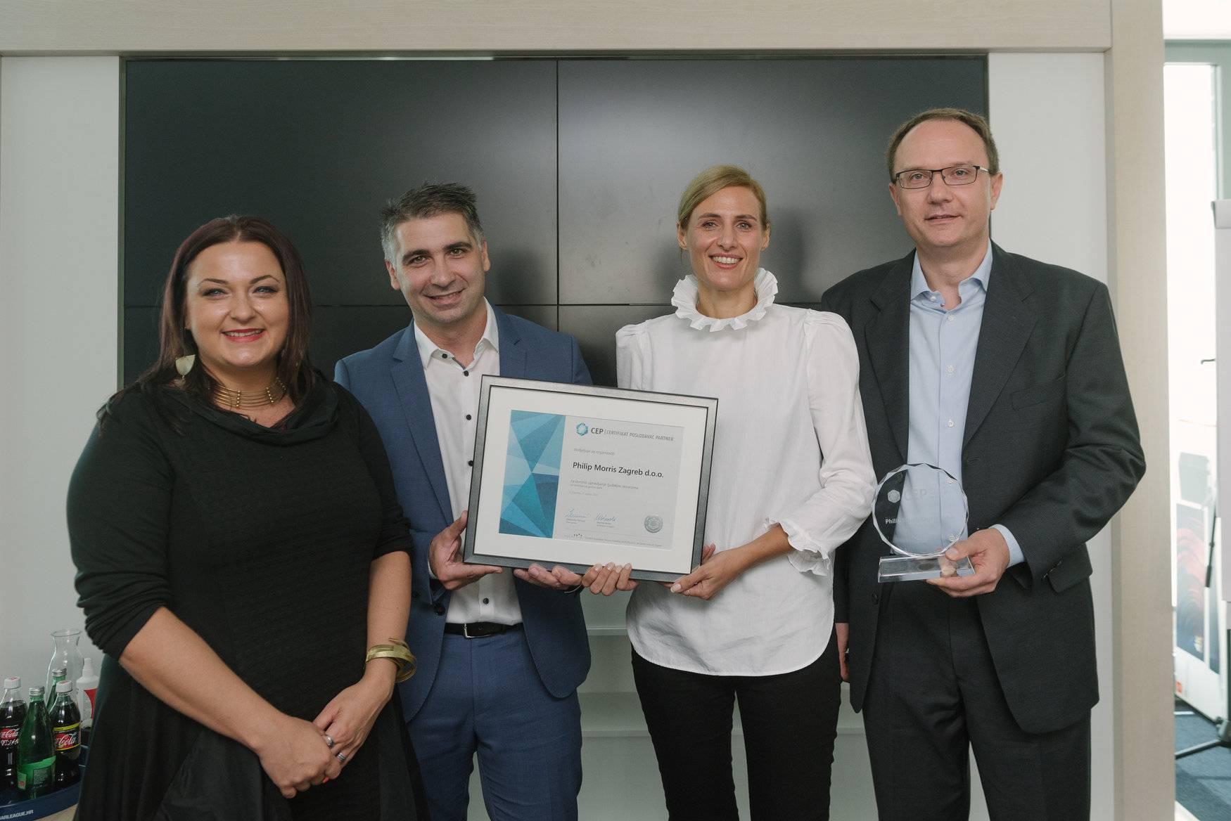 Philip Morris Zagreb predan razvoju talenata i kulture uključivosti