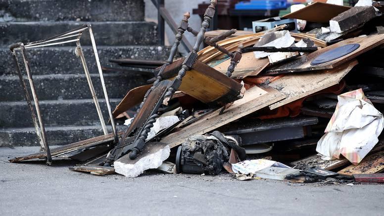 Za vrijeme požara vatrogasci se pokušali priključiti na hidrante: 'Niti jedan nije bio ispravan'