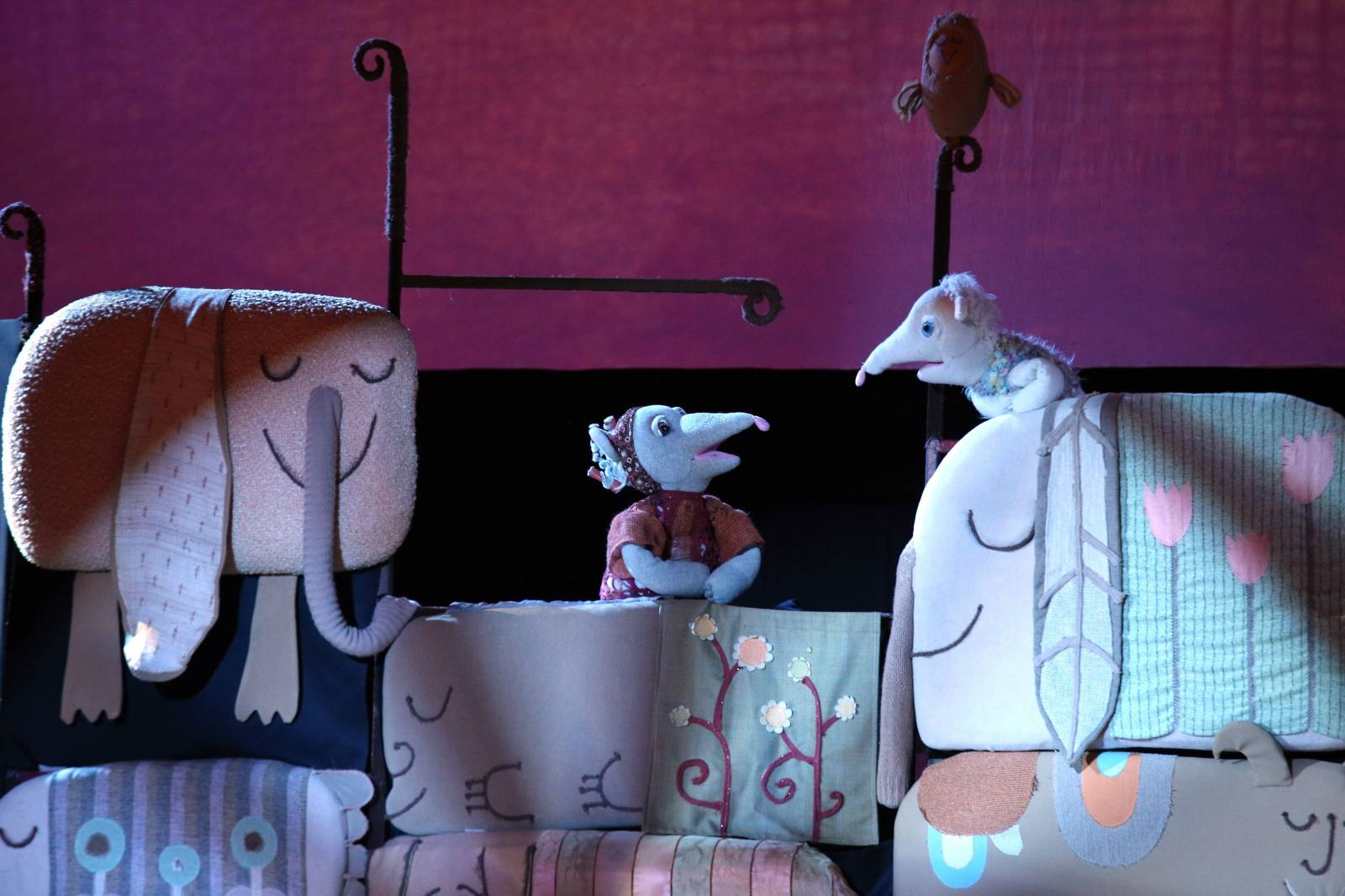 Šibenik: Generalna proba otvaranja 60. Međunarodnog dječjeg festivala