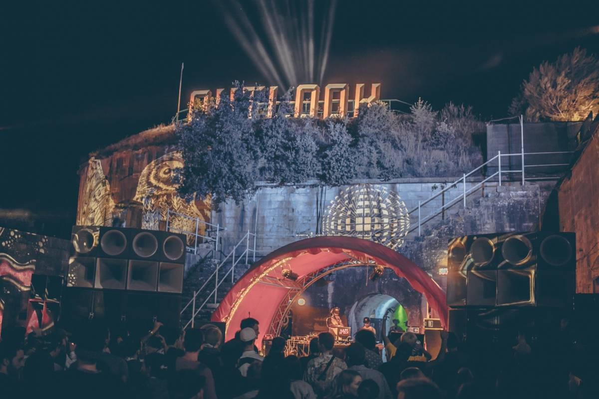 Posljednji Outlook festival na tvrđavi Punta Christo