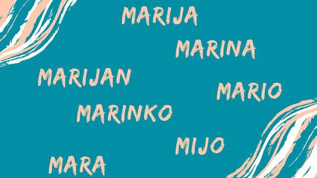 Sretan imendan svim Marinama i Marijanima! Otkrijte što znače njihova imena i sama Svijećnica