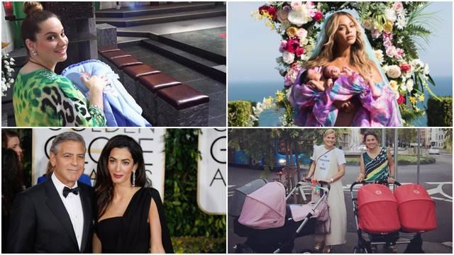Ljetos je na svijet stigla jedna nova  generacija celebrity beba