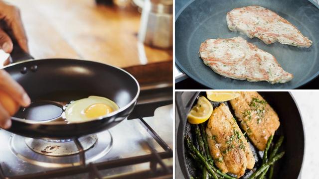Zašto se hrana lijepi i za tave neljepljivog dna? Rješenja ima