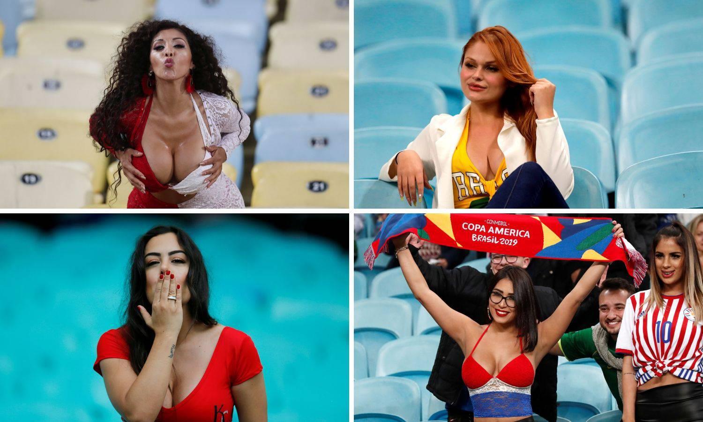Brazil je favorit u finalu Cope, ali tko pobjeđuje na tribinama?