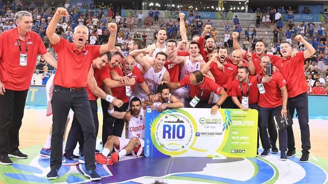 'Lijepa li si' u Torinu: Hrvatska izborila Olimpijske igre u Riju!