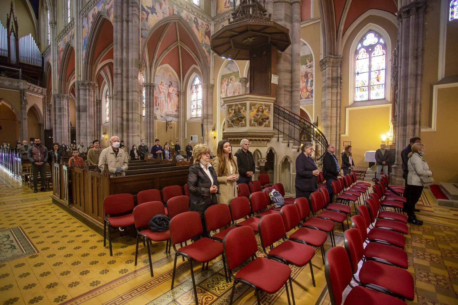 HKD 'Napredak: To je vjerski obred, a ne slavljenje ustaštva