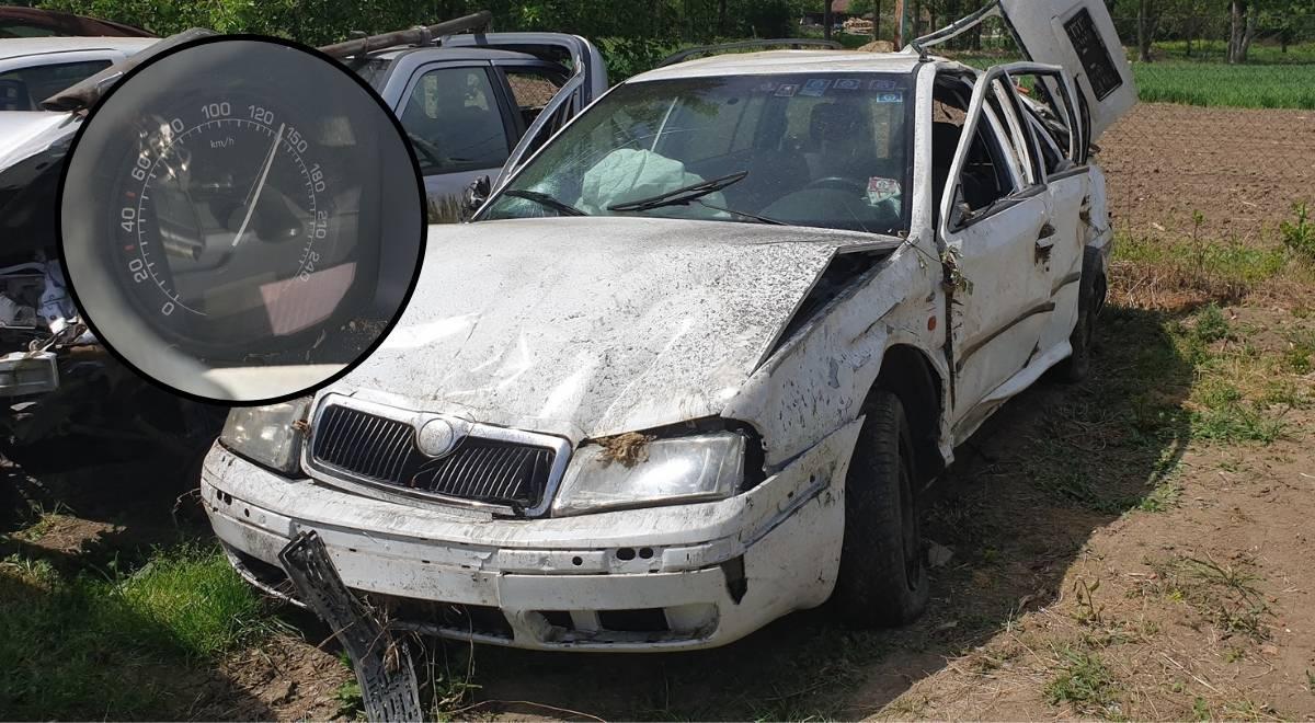 Kazaljka zapela na 140 km/h: U ovom autu poginulo je 4 ljudi
