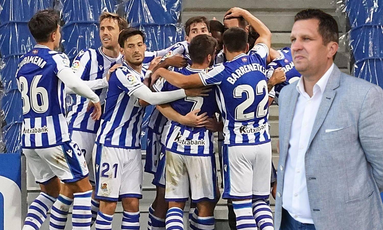 'Sociedad je otvoreniji klub od Bilbaa, a San Sebastian je čudo'