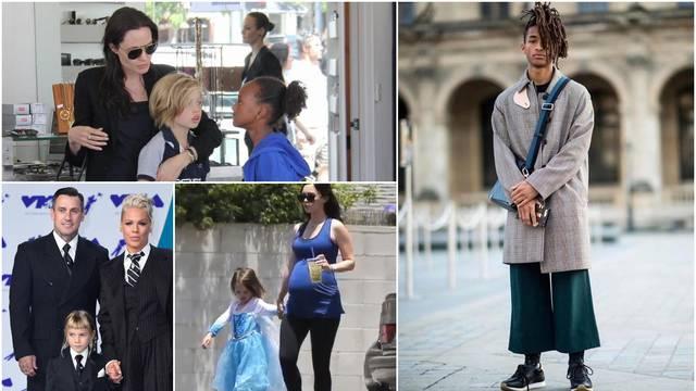 Vjerna podrška: Slavni roditelji sinove oblače u suknje i haljine